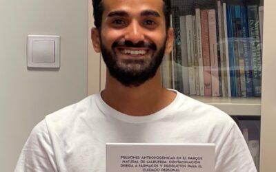 Daniele Sadutto defiende su Tesis Doctoral el próximo 21 de octubre de 2021 en la Facultat de Farmacia